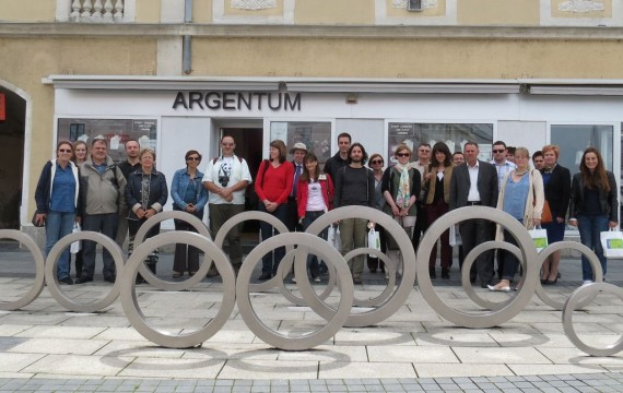 Covenant Capacity Study Tour in Koprivnica