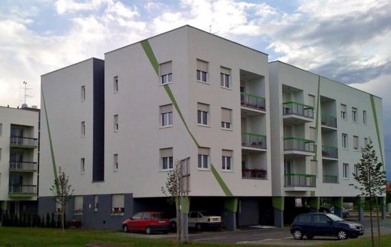 Republika Hrvatska sufinancira energetsku obnovu višestambenih zgrada