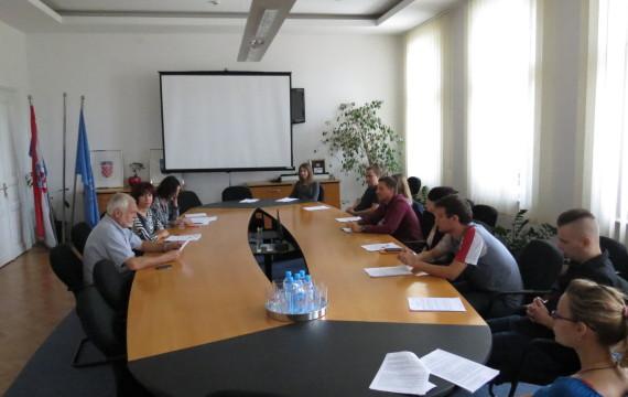 Održana konstituirajuća sjednica Savjeta mladih