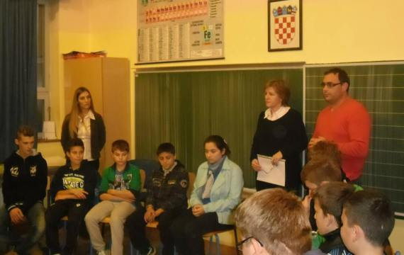 "Udruga osoba s invaliditetom ""Bolje sutra"" grada Koprivnice nastavlja s provedbom projekta Moj izbor je NE nasilju"