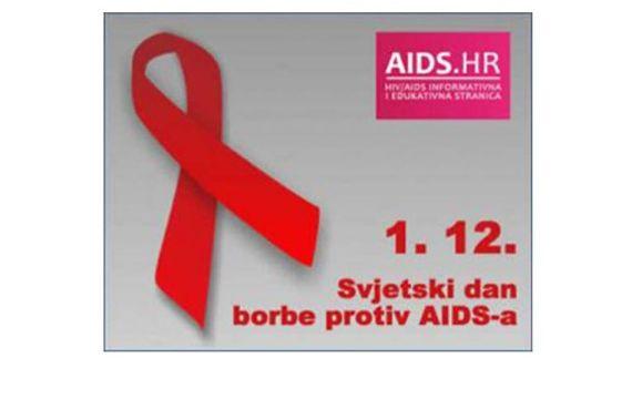 Savjet mladih Grada Koprivnice obilježit će Svjetski dan borbe protiv AIDS-a