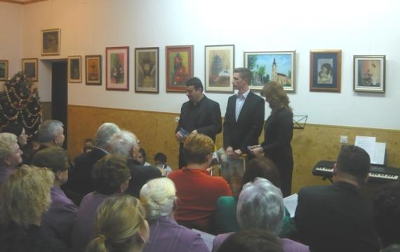 RADOST BOŽIĆA -svjetlo dobrih želja iz Bakovčice
