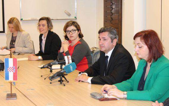 Susret zamjenika ministra poduzetništva i obrta s koprivničkim poduzetnicima