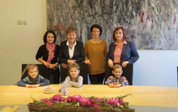 Mališani iz Vrapčića posjetili gradonačelnicu