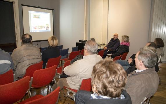 Koprivnička udruga Drava dokumentacijski centar prezentirala 11 godina svoje aktivnosti