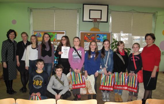 """U Osnovnoj školi """"Đuro Ester"""" u Koprivnici održano je županijsko natjecanje iz geografije"""