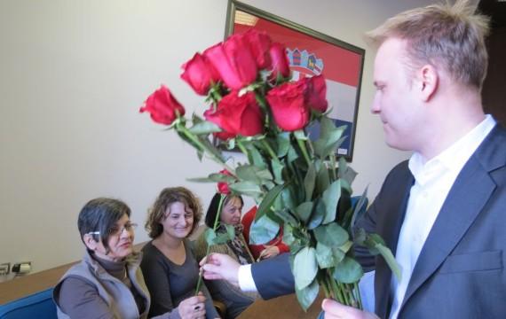 Gradska uprava obilježila Međunarodni dan žena