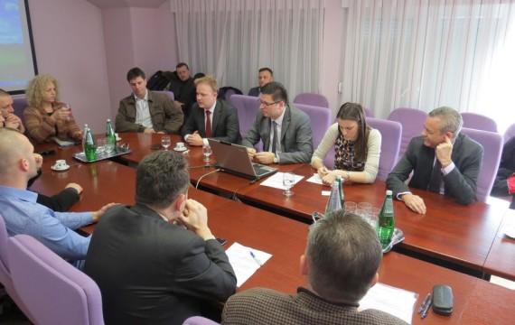 Održan redovni sastanak direktora grupacije Centara za zbrinjavanje otpada