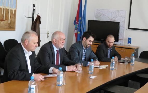Predstavnik poljskog veleposlanstva boravio u službenom posjetu Gradu Koprivnici