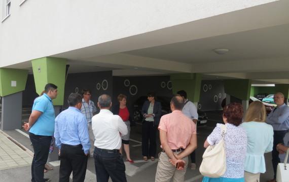 Delegacije iz Turkmenistana i Rusije posjetile Šparne hiže
