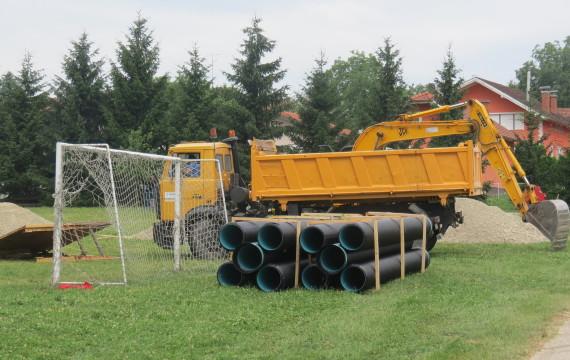 Obavijest o početku radova na izgradnji javne rasvjete između naselja Starigrad i Jagnjedovec