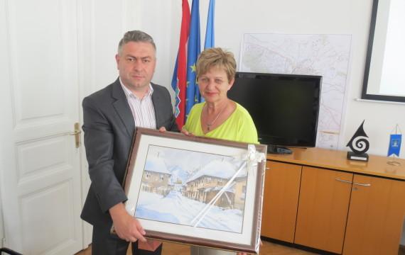 Delegacija Općine Kreševo posjetila Grad Koprivnicu