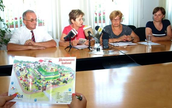 Hrvatska turistička zajednica uvrstila Renesansni festival u TOP 11 događanja u 2015. godini