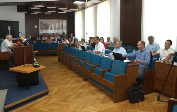 Održana dvadeseta sjednica Gradskog vijeća