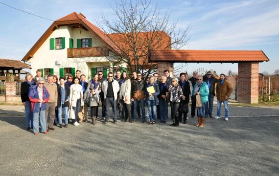 Poduzetnici iz Virovitičko-podravske županije posjetili turističke lokacije u Koprivnici