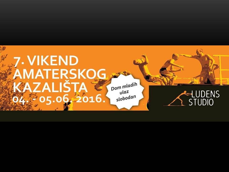 LokalnaHrvatska.hr Koprivnica Dramski studio Ludens teatra sprema 7. VAK