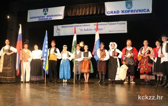 """""""From Granny's Chest"""" Folk Festival"""