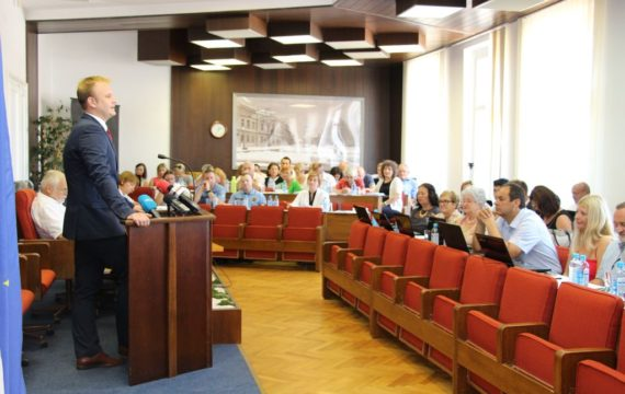 27th Session of the City Council