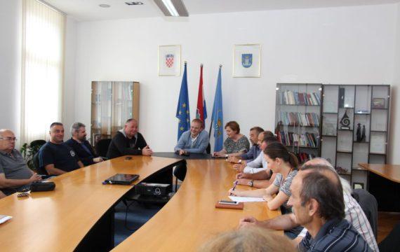Meeting with Veterans Committee Members