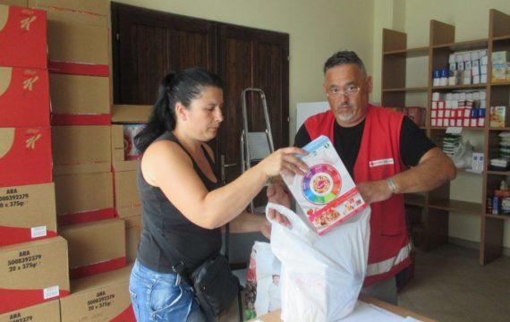 Pomoć iz Socijalne samoposluge primile su 383 obitelji – projekt pomaže i Grad Koprivnica