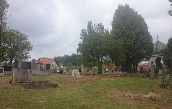 Komunalac Finishes the Works at Orthodox Cemetery