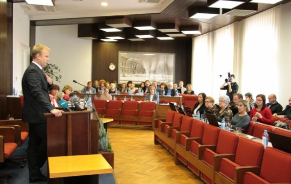 Held 29th session of the City Council of the City of Koprivnica