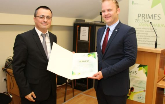 Held a conference of Green Public Procurement