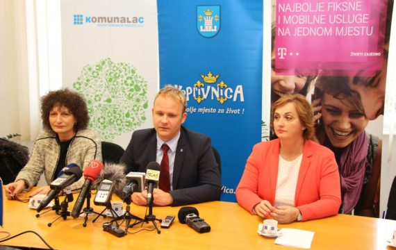 The city of Koprivnica is the first smart city in the region with ISO certification for measurement of quality of life