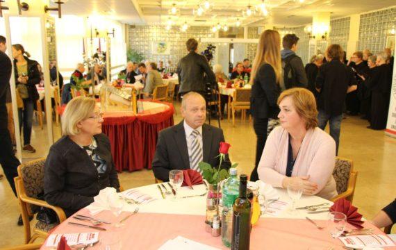 Melita Samoborec prisustvovala prijemu za darivatelje krvi Koprivničko-križevačke županije