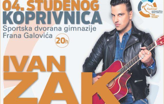 Koncert Ivana Zaka