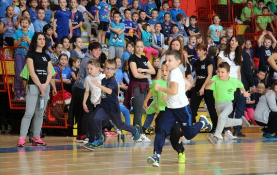 School Olympiad brought together nearly a thousand pupils