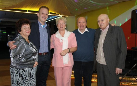 Members of the Association of singles Koprivnica held annual assembly