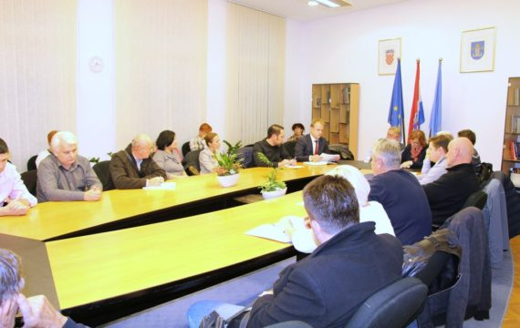 Held coordination with the presidents of the Council of local committees