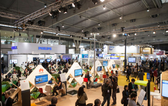 Representatives of the City participated in the Smart City Expo World Congress