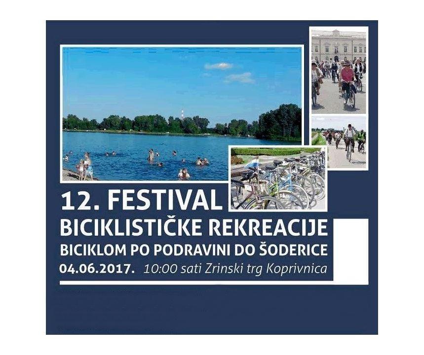 LokalnaHrvatska.hr Koprivnica 12. Festival Biciklisticke rekreacije, program