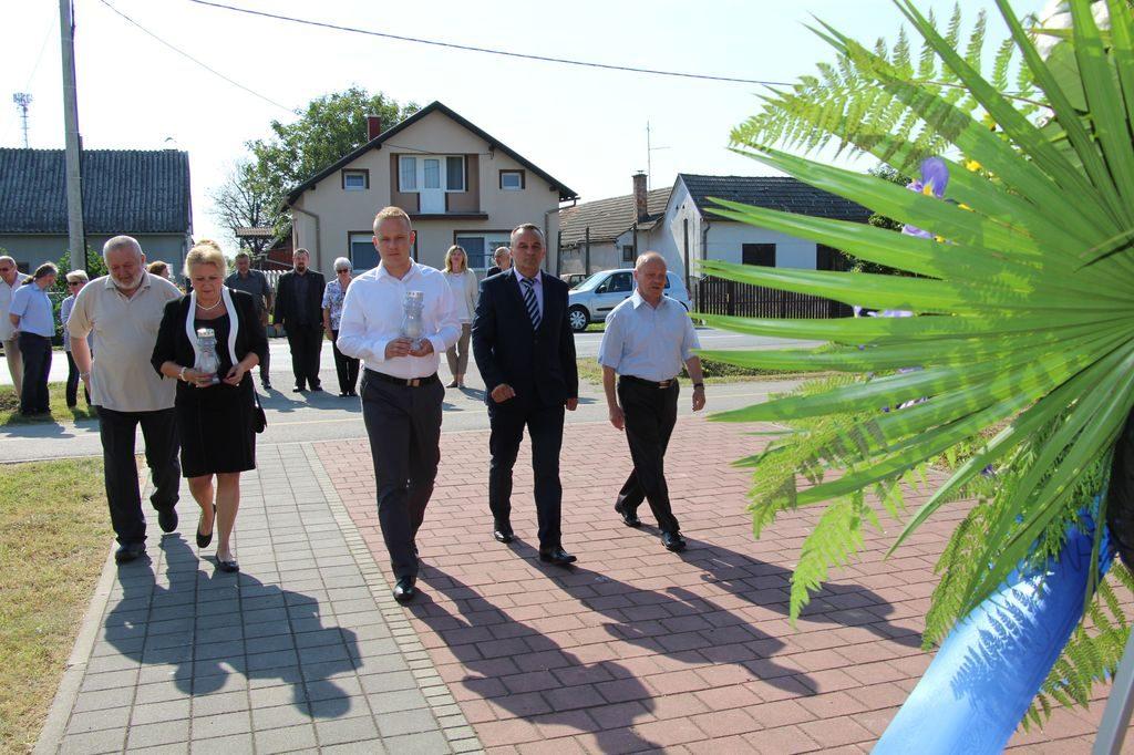 LokalnaHrvatska.hr Koprivnica Polozeni vijenci i zapaljene svijece u povodu obiljezavanja Dana antifasisticke borbe