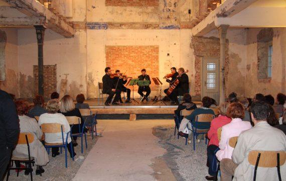 U koprivničkoj sinagogi održan koncert Quodlibet ansambla