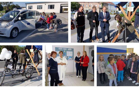 Druženjem, bicikliranjem i šetnjom obilježen zadnji dan Europskog tjedna mobilnosti