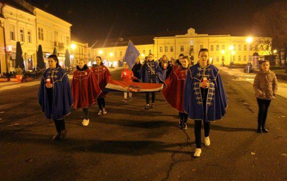 U Koprivnici obilježen Dan sjećanja na žrtvu Vukovara 1991.