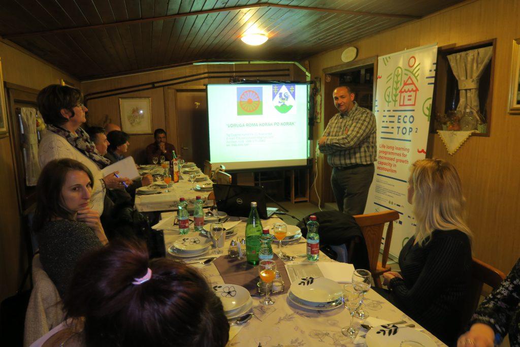 LokalnaHrvatska.hr Koprivnica Odrzana radionica na temu Integracije marginaliziranih skupina u eko – turisticku ponudu