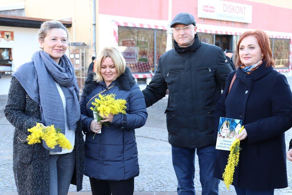 LokalnaHrvatska.hr Koprivnica U Koprivnici obiljezen 11. Hrvatski dan mimoza