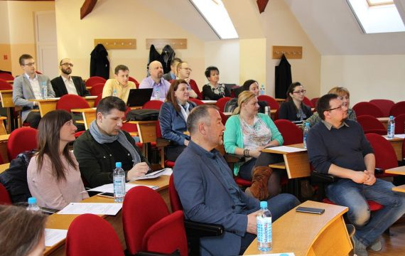 In Koprivnica held a meeting of the project partners of project PROCURE