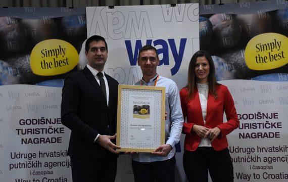 Sunčano selo Jagnjedovec dobitnik nagrade Simply the best za 2017. godinu
