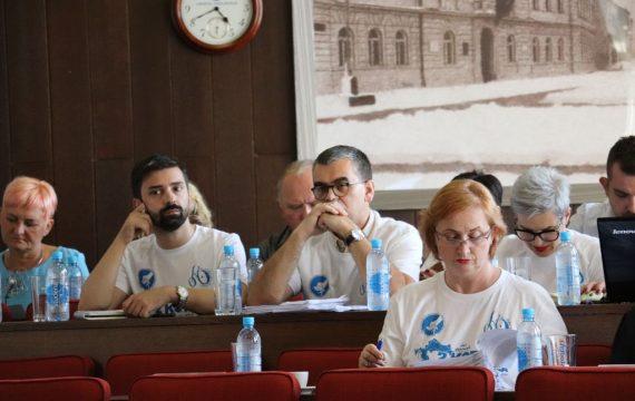 """Gradski dužnosnici, pročelnici i vijećnici podržali humanitarnu akciju """"Mali korak za veliki start"""""""