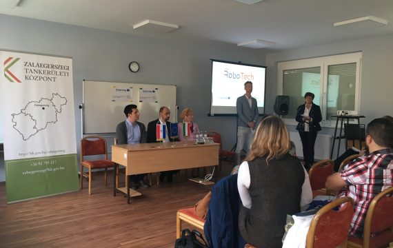 "Održana završna konferencija projekta ""Cross border development of robotics in primary schools – RoboTech"""