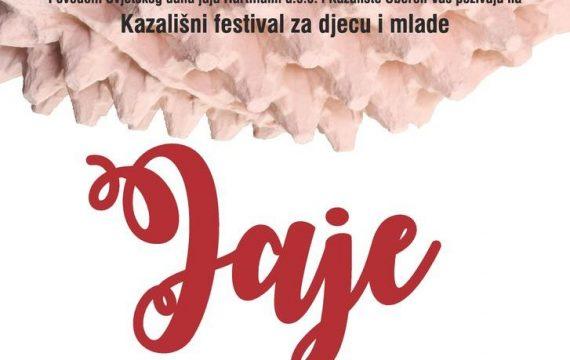 """Kazališni festival za djecu i mlade """"Jaje"""", program"""