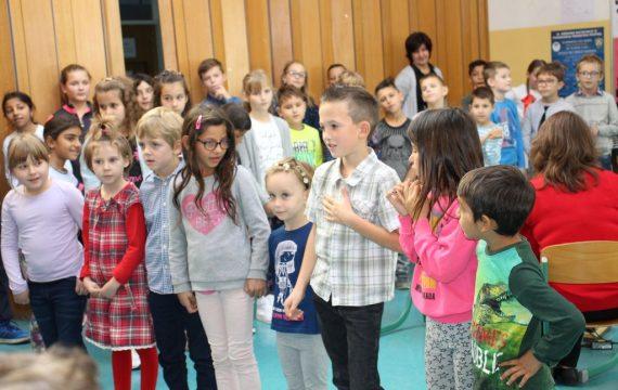 Učenici PŠ Reka proslavili Dan Grada