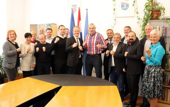 Održan prijem za predstavnike Hrvatskog boksačkog saveza