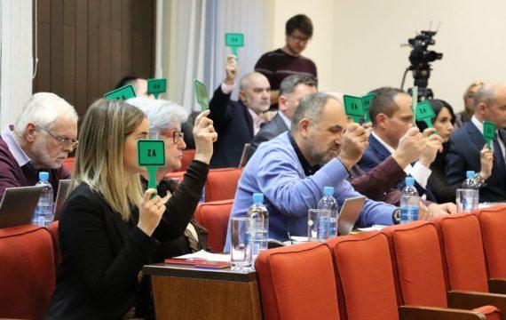 Održana 13. sjednica Gradskog vijeća Grada Koprivnice