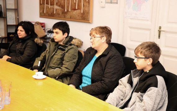 Održan prijem za djecu smrtno stradalih branitelja iz Domovinskog rata i smrtno stradalog pirotehničara s područja Grada Koprivnice